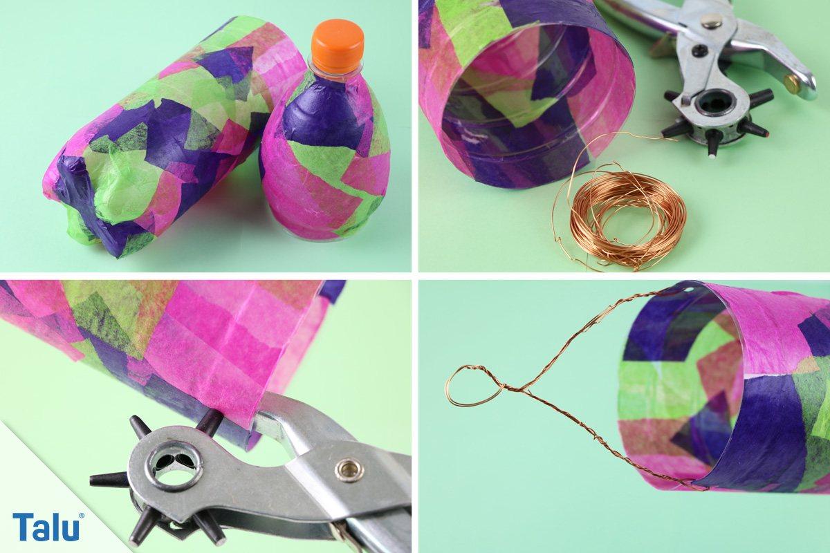DIY-Lampion basteln