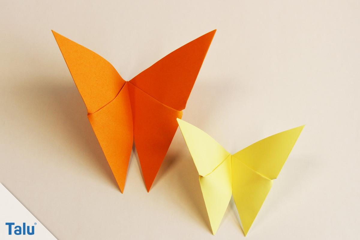 origami tiere falten 12 anleitungen von leicht bis. Black Bedroom Furniture Sets. Home Design Ideas