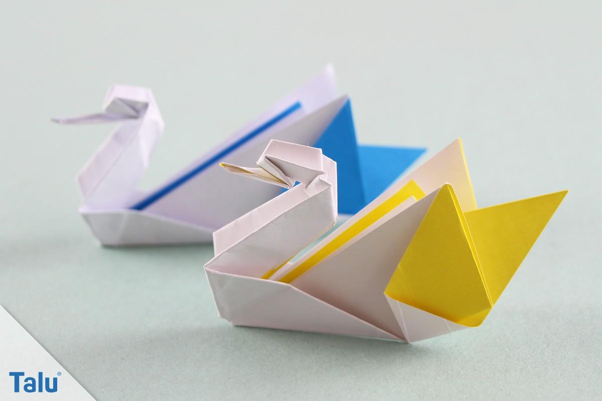 origami tiere falten 12 anleitungen von leicht bis schwierig. Black Bedroom Furniture Sets. Home Design Ideas