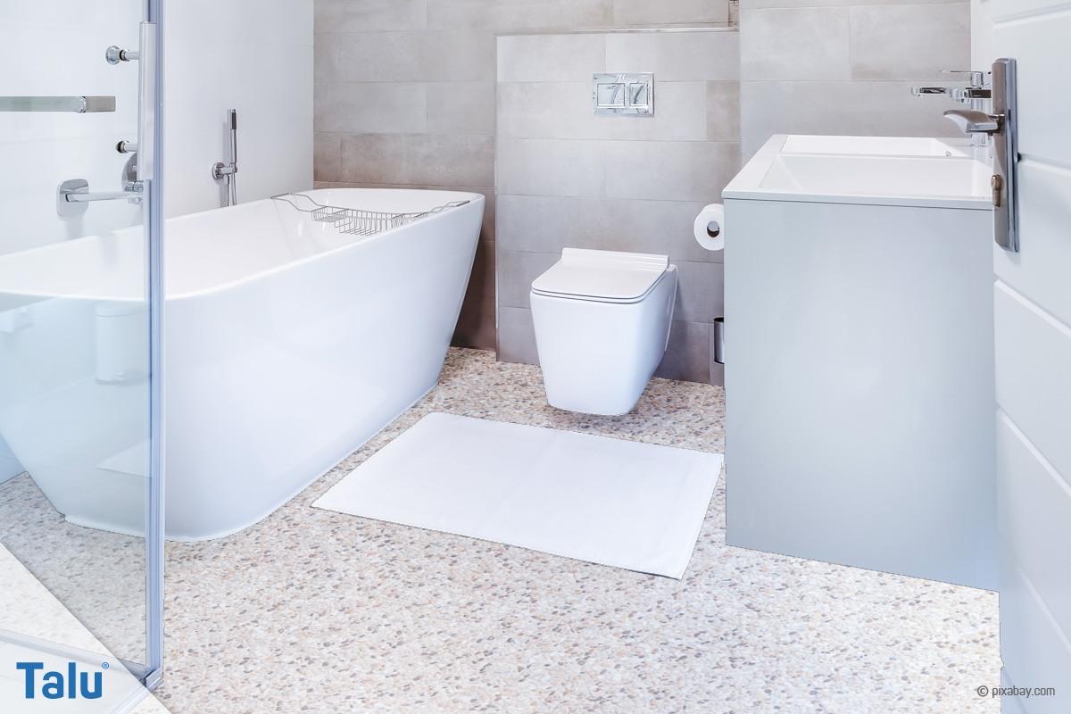 Anleitung: Steinteppich richtig verlegen & Tipps zum Reinigen