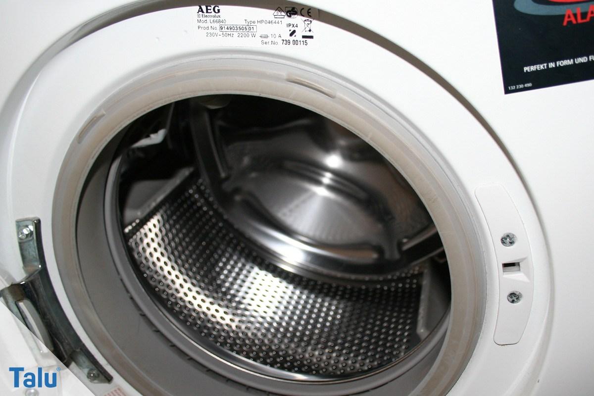 Waschmaschine notöffnen