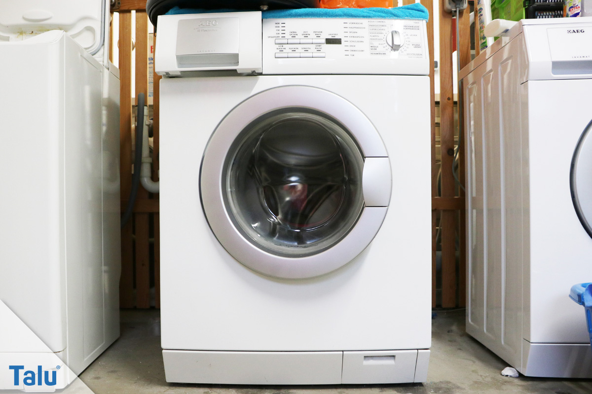Super Waschmaschine heizt nicht - mögliche Ursachen und Reparaturkosten HL18