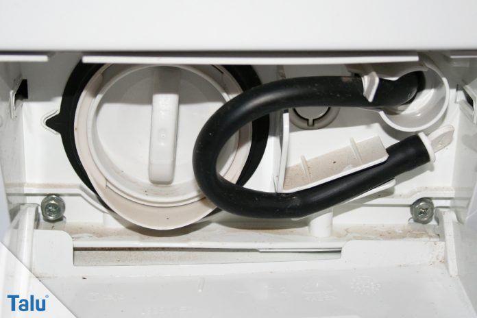 Waschmaschine pumpt nicht ab