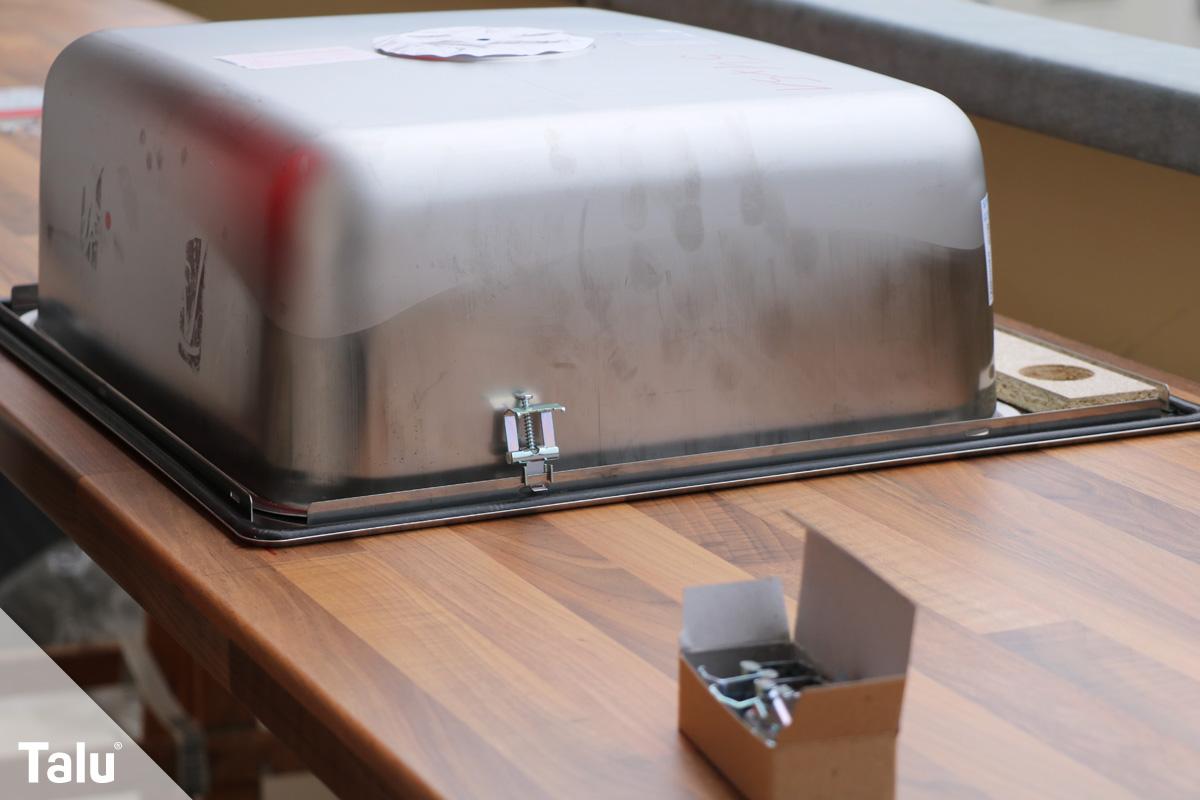 Küchenplatte zuschneiden