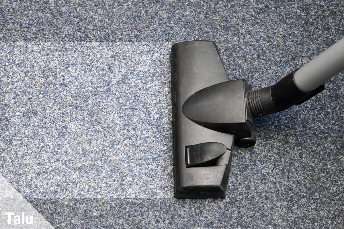 Teppich reinigen - Anleitung für 12 Hausmittel wie ...