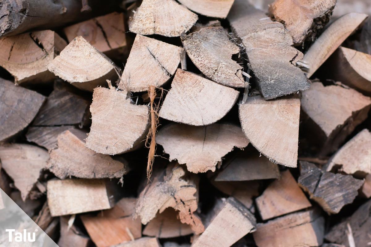 Brennholz lagern - Ideen und Tipps für das Lagern von Kaminholz ...