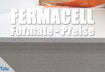 Fermacell Platten