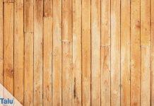 Holzdielen verlegen