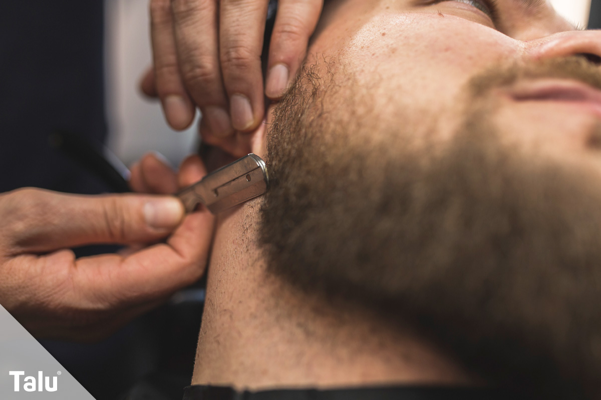 Rasiermesser schärfen