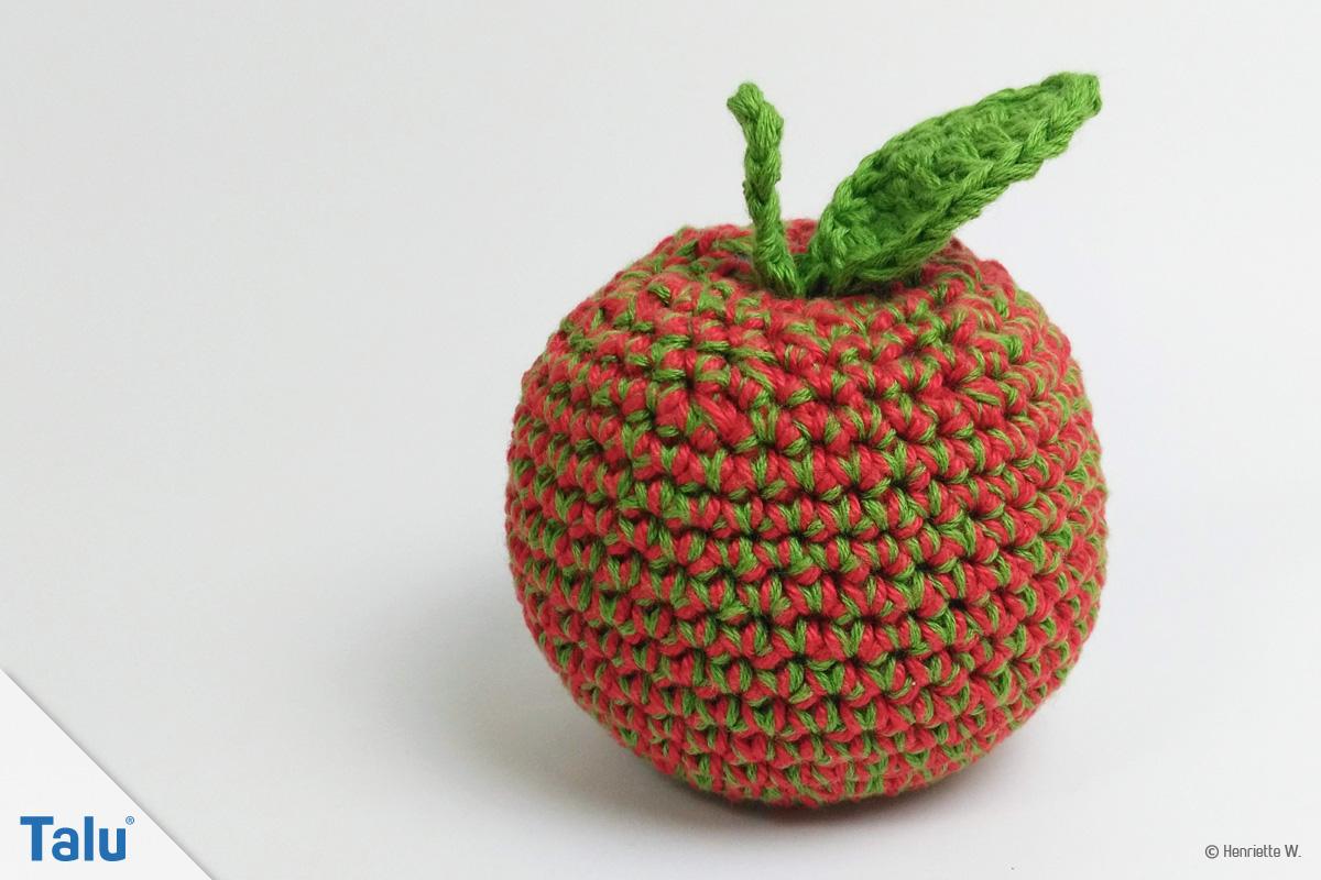 Obst Häkeln Anleitung Für Banane Erdbeere Und Co Talude