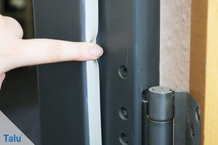 Turen Abdichten Tipps Gegen Larm Geruch Zugluft Talu De