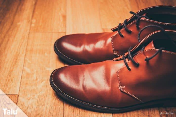 Schuhgeruch entfernen