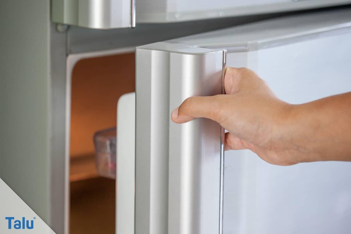 Kühlschrank Türdichtung : Kühlschrank kühlt nicht mehr was tun? 7 mögliche ursachen talu.de