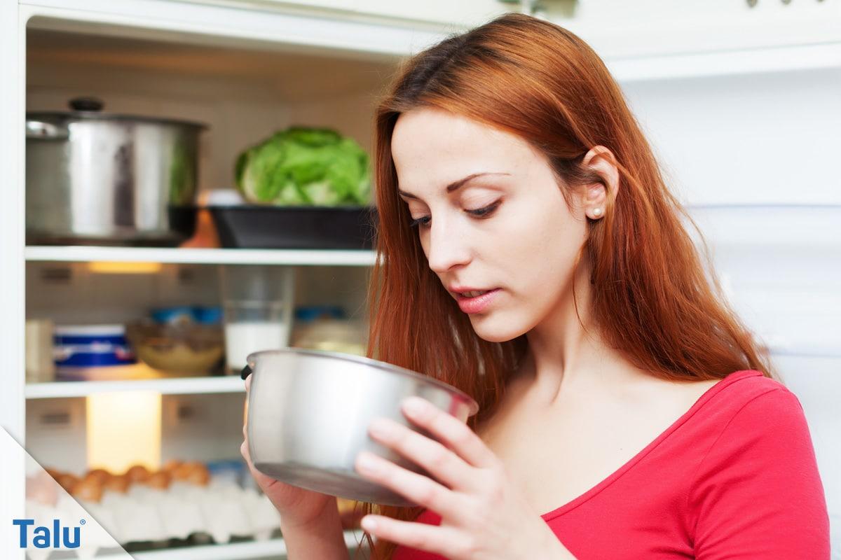 Turbo Kühlschrank kühlt nicht mehr, was tun? | 7 mögliche Ursachen - Talu.de RY85