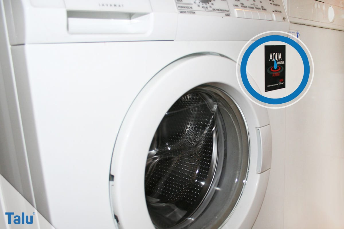 Aquastop bei Waschmaschine, Aqua-Control