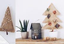 Tannenbaum nähen, DIY Weihnachtsbaum