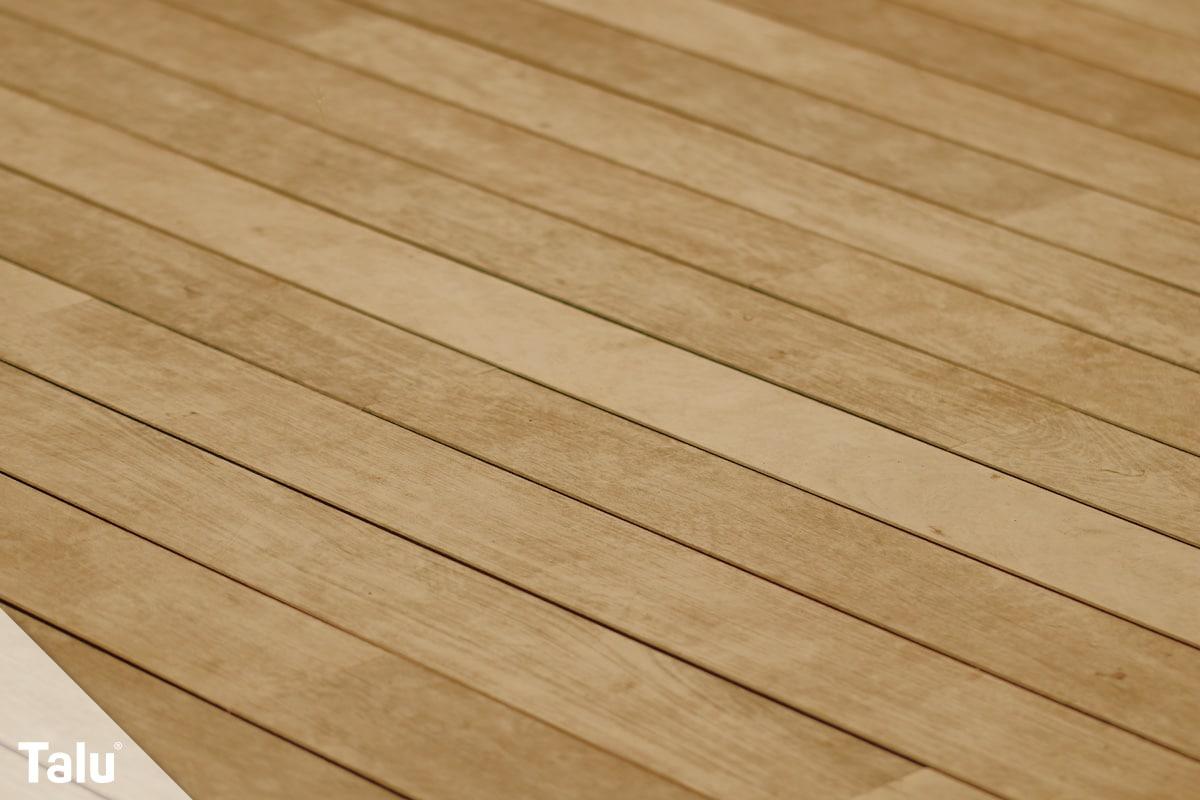 Holz wetterfest machen, verbautes Holz im Gartenbereich