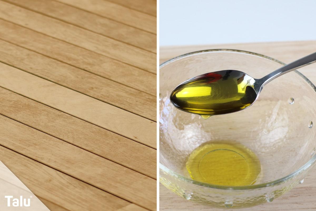 Holz wetterfest machen, mit natürlichen Alternativen