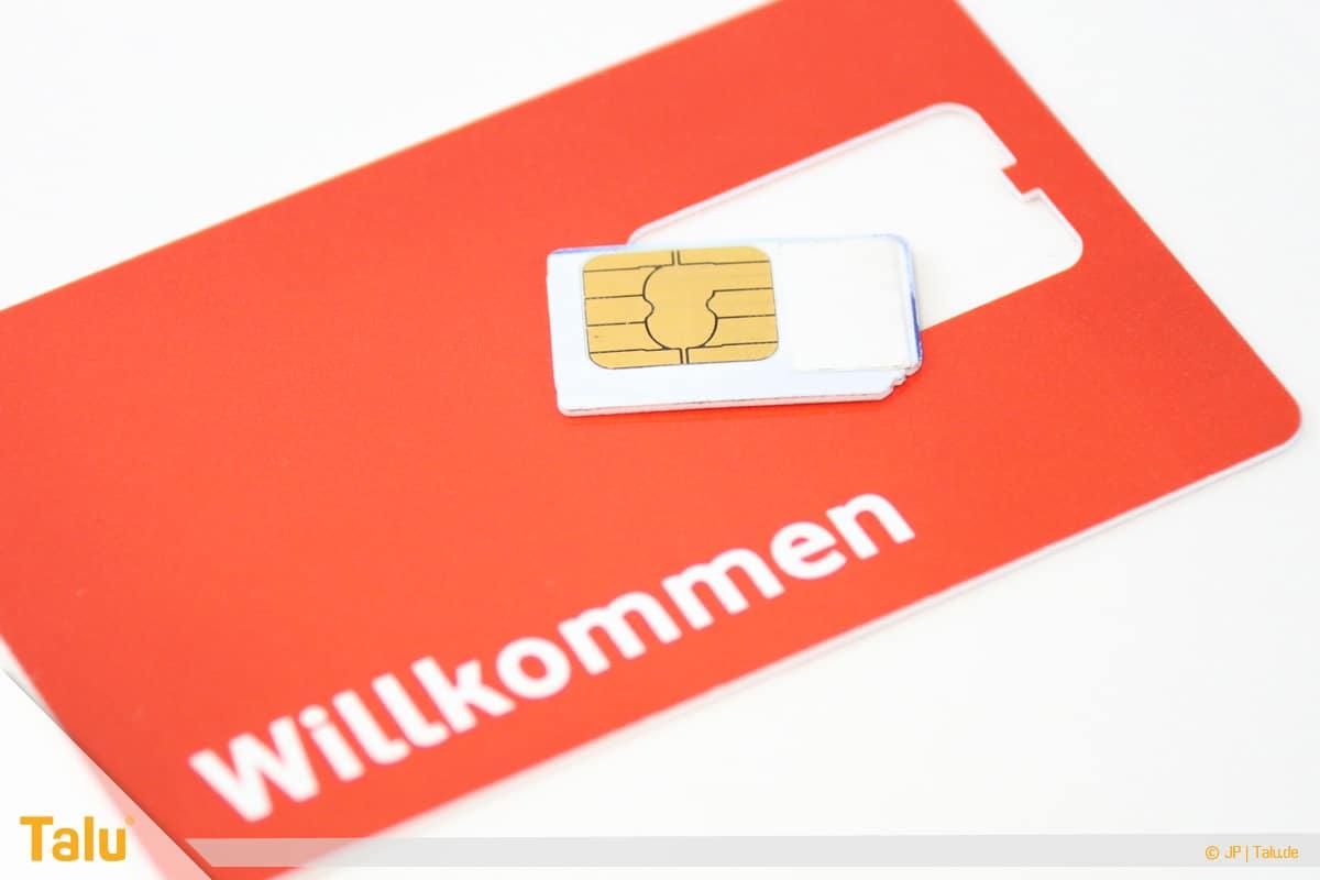 Nano/Micro SIM-Karte zuschneiden, SIM-Karte mit Schablone neu zuschneiden