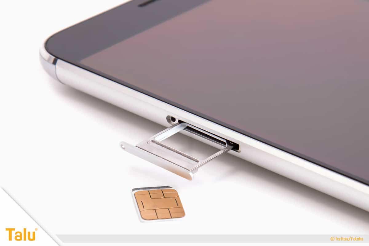 Nano/Micro SIM-Karte zuschneiden, Standard-SIM-Karte neu zuschneiden