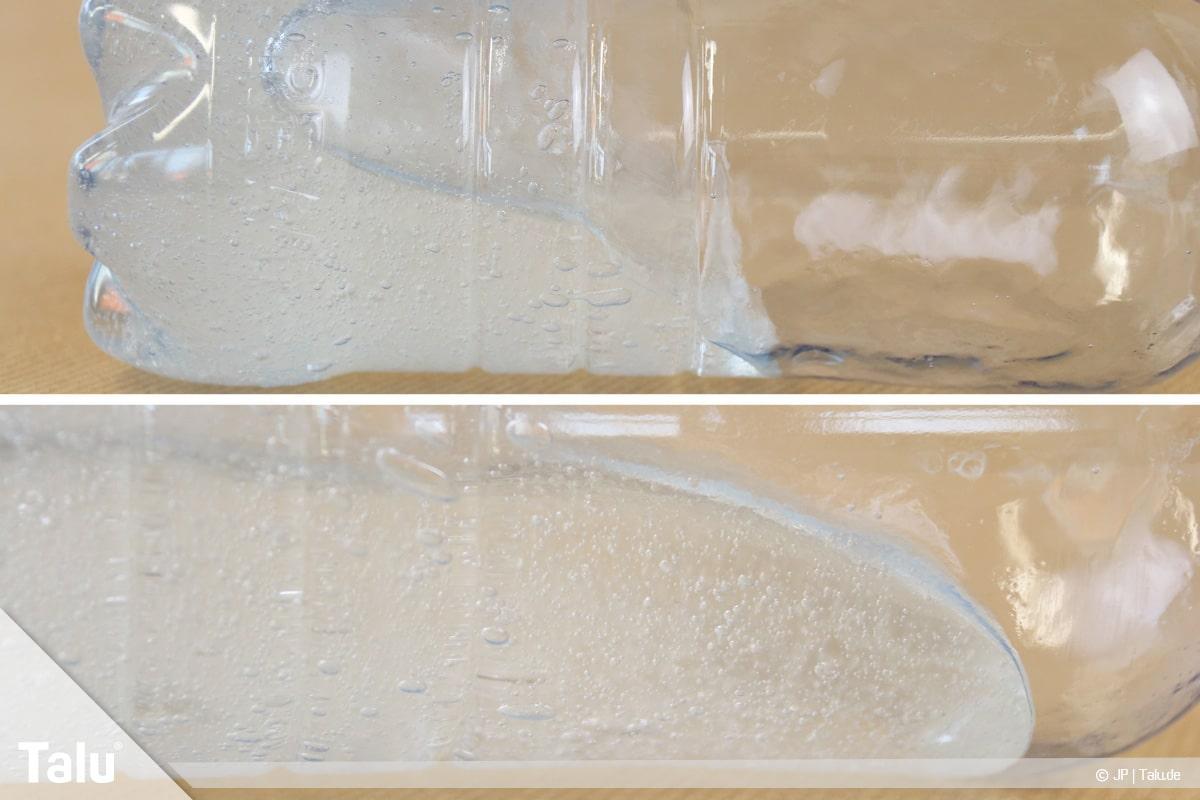 Essbaren Kleber selber machen, CMC-Kleber, entstandener CMC-Kleber