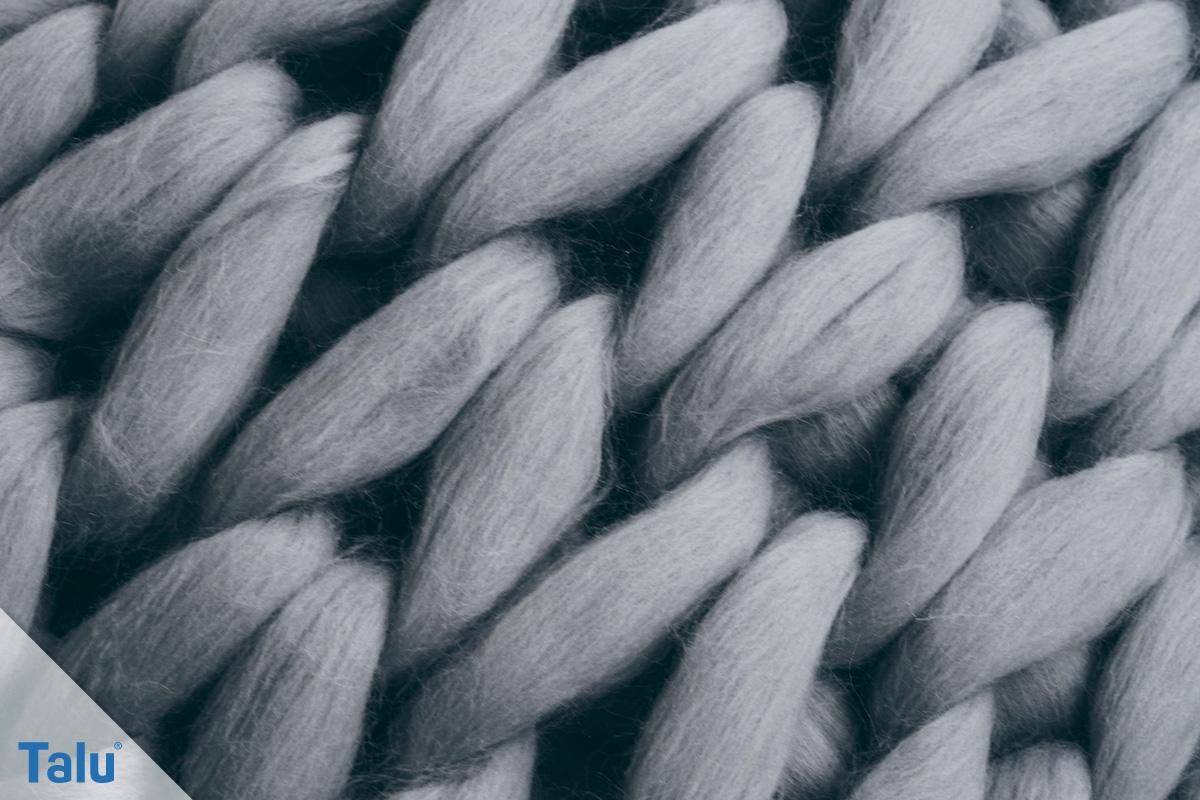 Welche Wolle für Babydecke, Merino-Wolle