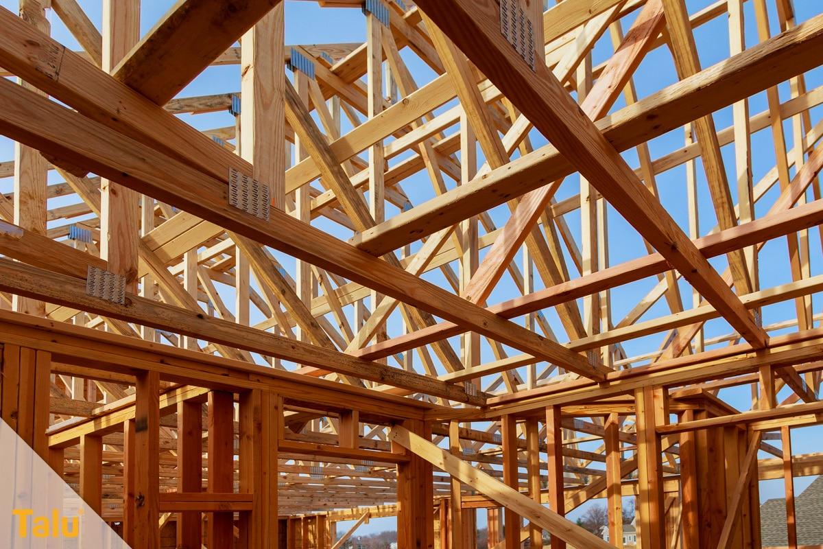 Was gehört zum Rohbau, Hauskonstruktion