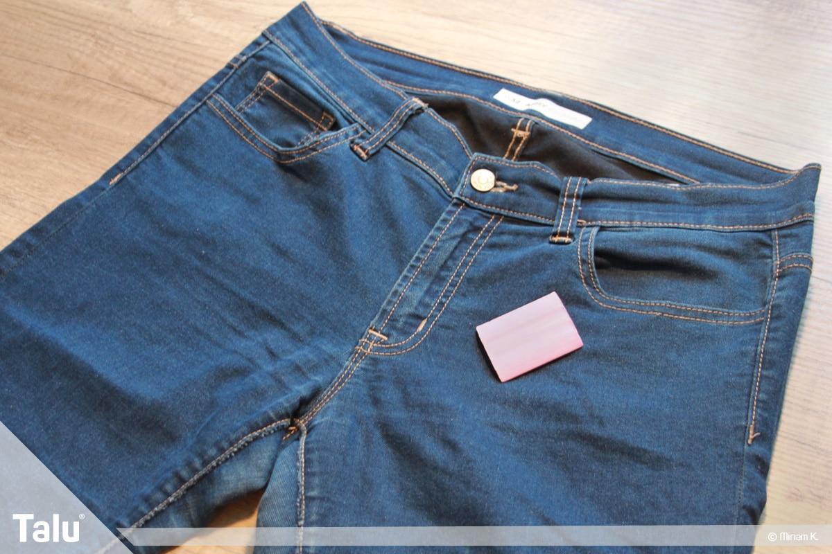 Upcycling Jeans, Jeanshose