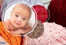Welche Wolle für Babydecke, Stricken leicht gemacht