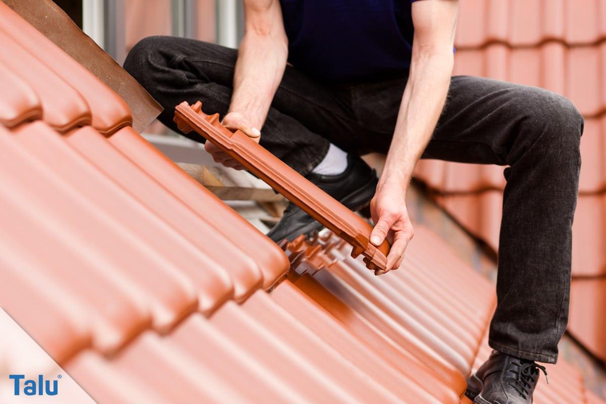 Handwerkerpreise im Überblick, Stundensätze, Dachdecker