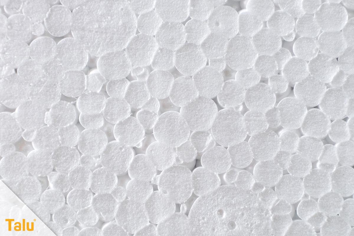 Abbruchkosten pro m³ umbauter Raum, Styropor