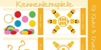 Kennenlernspiele für Kinder und Erwachsene, Ideen