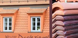 Welche Dachziegel sind die Besten, Empfehlung für Dachsteine