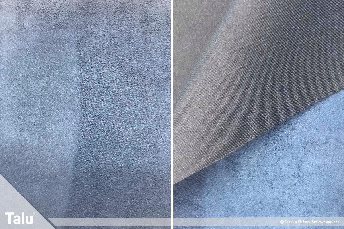 Kunstleder nähen, Grundlagen-Anleitung, spezielles Textilleder
