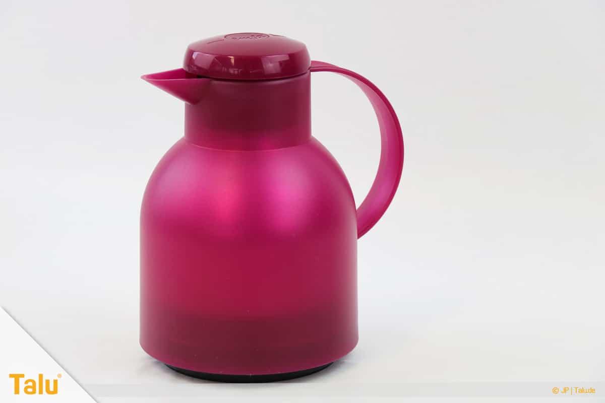 Thermoskanne riecht, üblen Geruch entfernen, Thermoskanne für Getränke