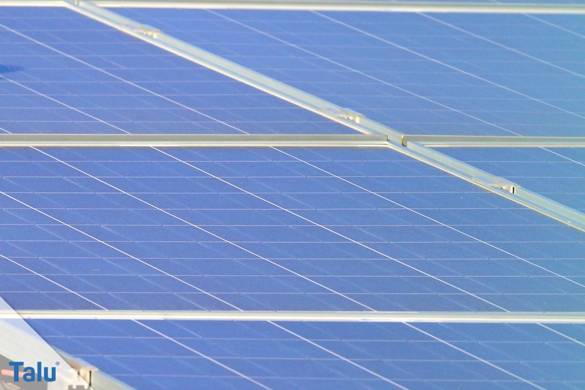 Flachdachsanierung selber machen, Flachdachabdichtung, Flachdach mit Solarzellen