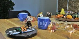 Herbst-Tischdeko selber machen, DIY-Anleitung und Ideen