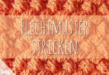 Flechtmuster stricken