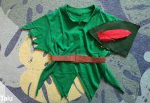 Peter Pan Kostüm selber machen
