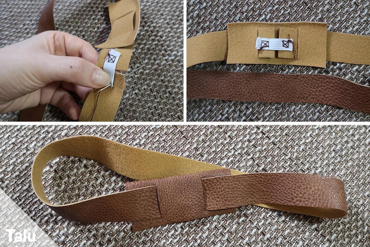 DIY Gürtel für Kostüm