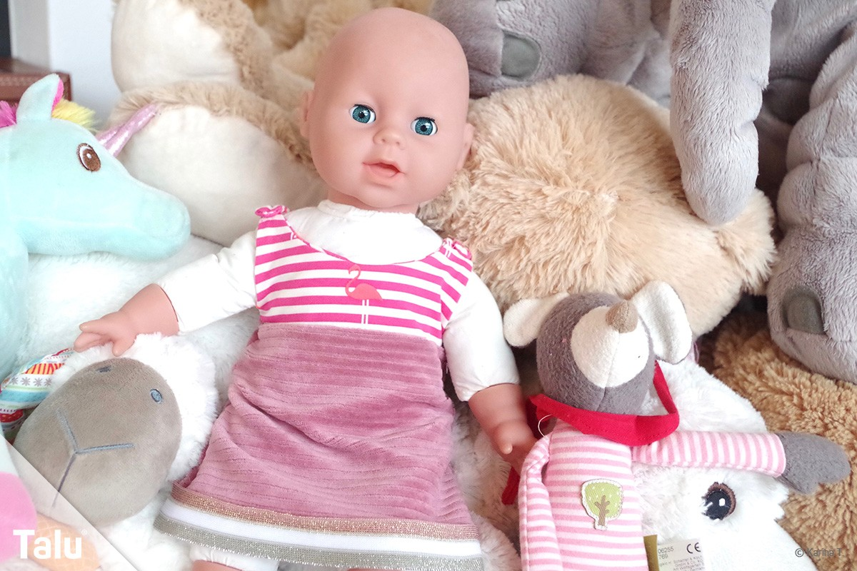 Puppenkleider nähen