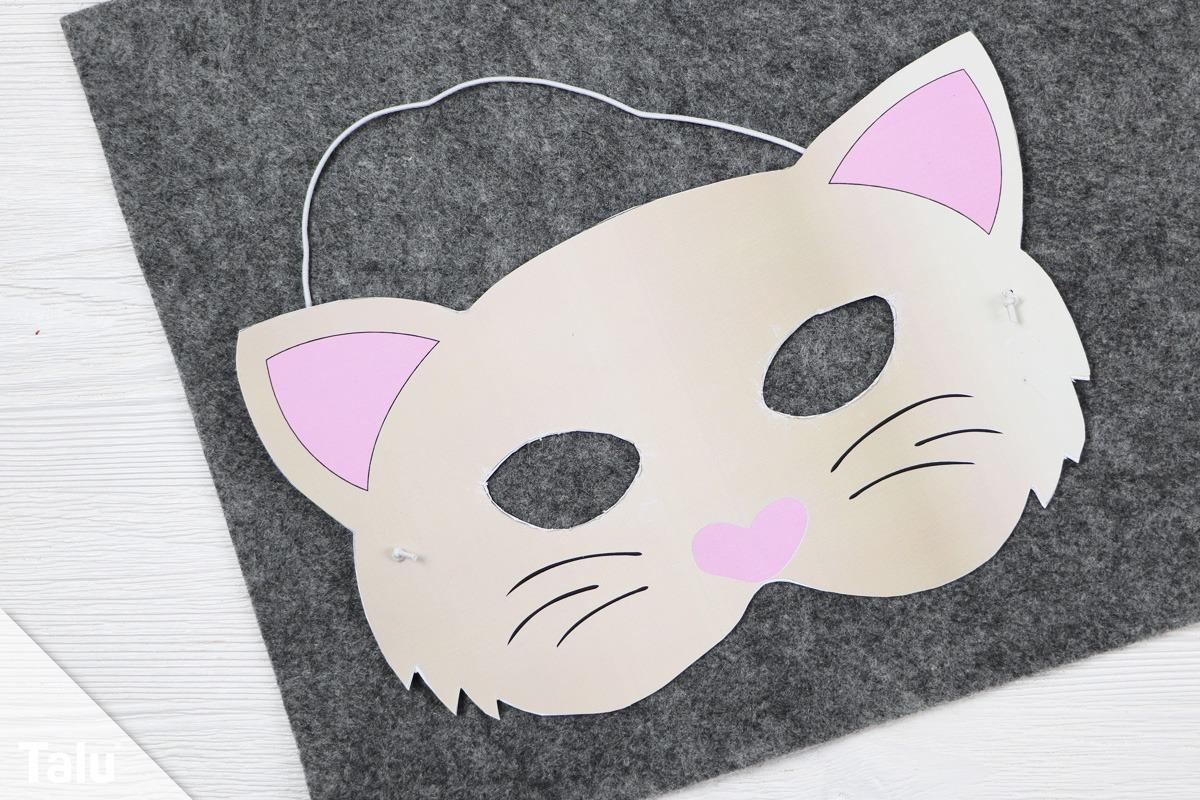 Tiermasken Basteln 14 Verspielte Ideen Druckvorlagen 2