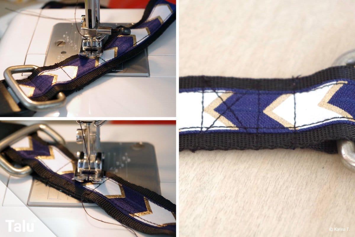 DIY Halsband für Hund