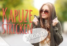 Kapuze stricken