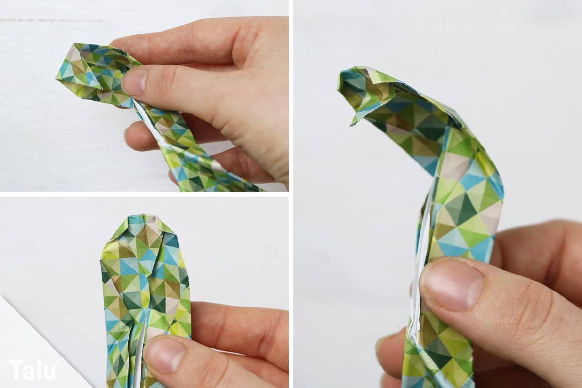Origami Schlange