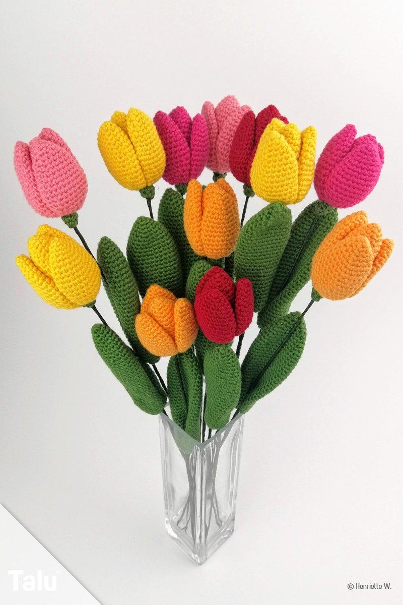Tulpen selber machen