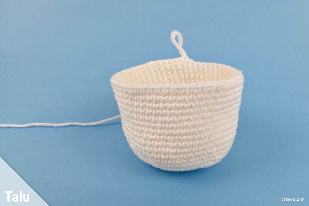 Panda Amigurumi Häkelanleitung von Little Bear Crochets | 800x1200