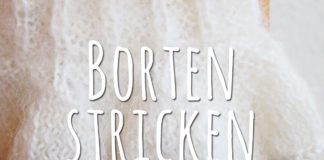 Borten stricken