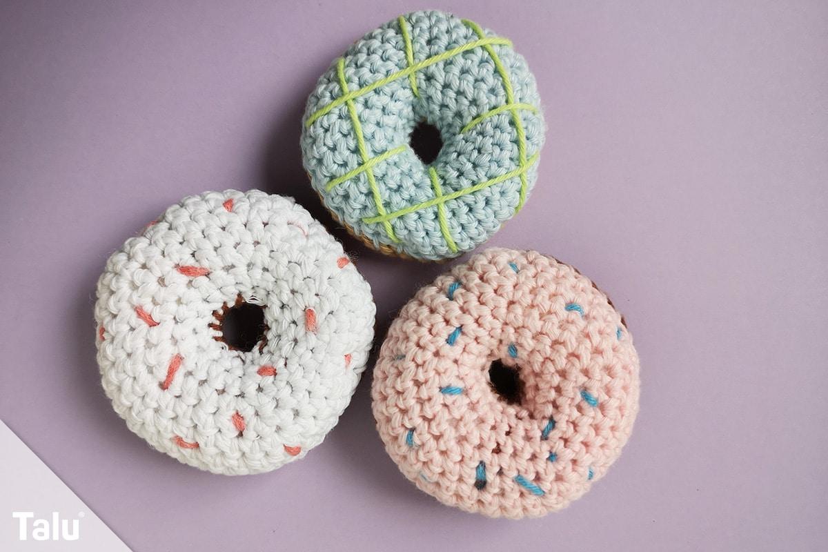 Donuts häkeln
