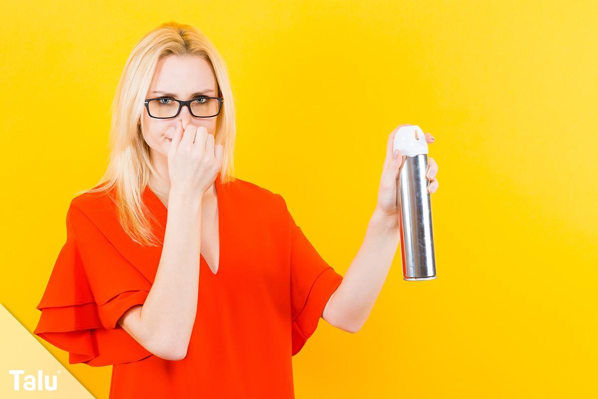 Uringeruch entfernen